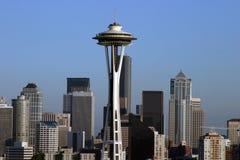 街市s西雅图u华盛顿 免版税图库摄影