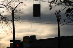街灯 免版税库存照片