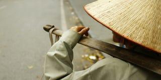 街边小贩 免版税库存照片