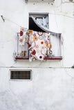 街道、马尔韦利亚角落和细节  西班牙 库存照片
