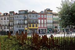 街道园地dos Martires da帕特里夏 库存照片