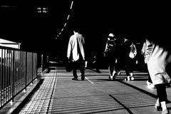 街道在东京 免版税库存照片