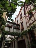 街道在德国 库存照片
