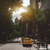 街道在有多小室的里约对此 免版税库存照片