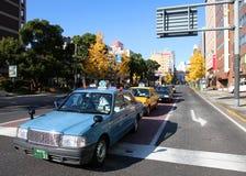 街道在横滨 库存照片