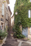 街道在法国 免版税库存图片