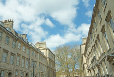 街道在巴恩 免版税库存照片