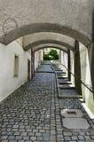 街道在Passau 图库摄影