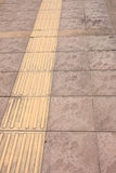 街道地垫 免版税库存图片