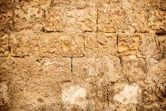 街道墙壁背景 免版税库存照片