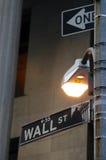 街道墙壁 免版税图库摄影
