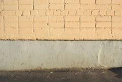 街道墙壁 免版税库存图片