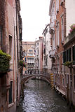 街道威尼斯 免版税图库摄影