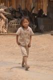街道孩子 免版税图库摄影