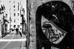 街道摄影 图库摄影