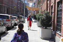 街道样式 免版税图库摄影