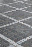街道步行方式路面 免版税库存图片