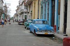 街道生活,哈瓦那 免版税图库摄影