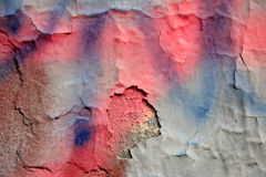 街道画绘画 库存照片