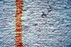 街道画,在老古色古香的威尼斯式墙壁上的油漆 免版税库存图片