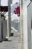 街道白色 免版税库存照片