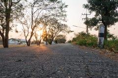 街道的Veiw 图库摄影