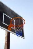 街道篮球委员会 库存照片