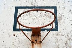 街道篮球 图库摄影