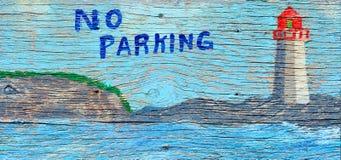 街道艺术在佩吉的小海湾 免版税图库摄影