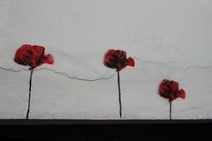 街道艺术在维尔纽斯 免版税库存照片