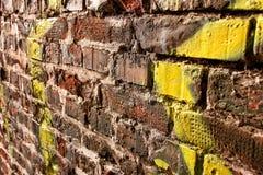 街道街道画墙壁纹理 免版税库存照片