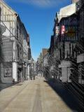 街道视图在法国 免版税图库摄影
