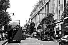 街道视图 免版税库存照片