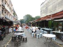 街道食物在吉隆坡 免版税图库摄影