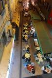 街道食物在香港 免版税库存照片