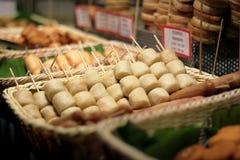 街道食物 图库摄影