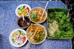 街道食物 库存图片