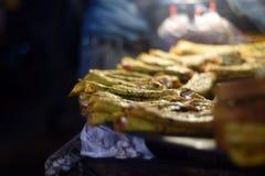 街道食物 免版税库存照片