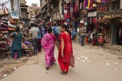 街道贸易 免版税图库摄影
