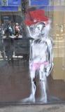 街道画:珀斯,西澳州,澳大利亚 免版税库存照片