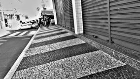 2街道 免版税图库摄影