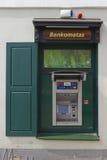 街道ATM 库存照片