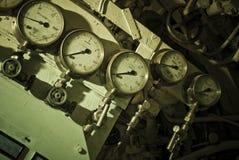 衡量潜水艇 库存照片