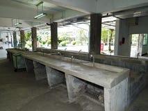 洗衣店在纪念靖梅的人权和文化公园 免版税库存图片