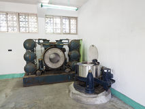 洗衣店在纪念靖梅的人权和文化公园 免版税图库摄影