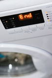 洗衣店机器 库存照片