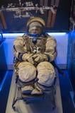 衣服宇航员尤里・加加林 免版税图库摄影