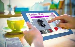 洗衣机的综合图象在网页显示的待售 库存图片