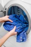 洗衣机 库存照片