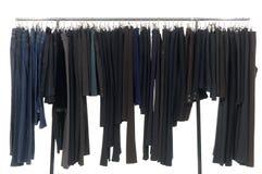 衣物方式 免版税库存图片
